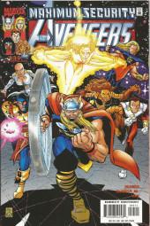 Avengers Vol.3 (Marvel comics - 1998) -35- Interstellar intrigues