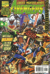 Avengers Vol.3 (Marvel comics - 1998) - Day of the remains
