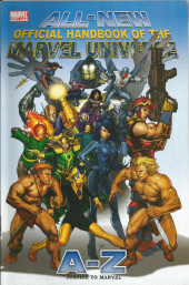 All-New official handbook of the Marvel universe A to Z (2006) -6- Justice to Marvel
