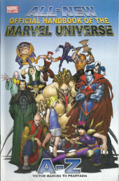 All-New official handbook of the Marvel universe A to Z (2006) -7- Victor Mancha to Phantazia