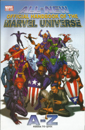 All-New official handbook of the Marvel universe A to Z (2006) -8- Nekra to Quoi