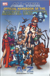 All-New official handbook of the Marvel universe A to Z (2006) -10- Shadowoman to Tara