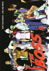 Boss (The) -9- Tome 9