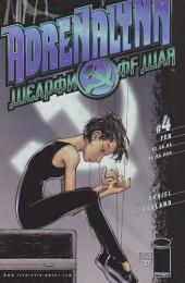 Adrenalynn: Weapon of War (1999) -4- Issue 4
