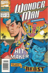 Wonder Man (1991) -AN02- Hitmaker