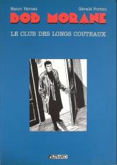 Bob Morane 4 (Lefrancq) -14TL- Le club des longs couteaux
