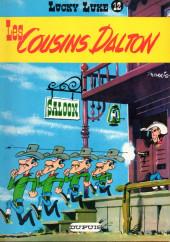 Lucky Luke -12b85- Les cousins Dalton