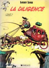 Lucky Luke -32d83- La diligence