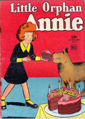 Four Color Comics (Dell - 1942) -76- Little Orphan Annie
