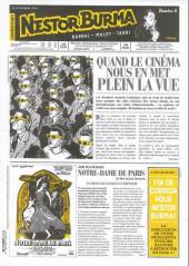 Nestor Burma (Feuilleton) -13- Corrida aux Champs Elysées - Numéro 4