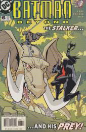 Batman Beyond 2° (1999) -6- Most Dangerous Island