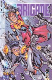 Brigade (2000) -1- Number 1