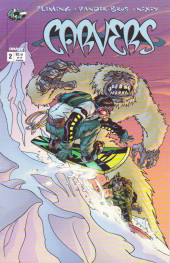 Carvers (1998) -2- Issue 2 of 3