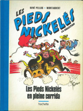 Les pieds Nickelés - La collection (Hachette) (2e série) -3- Les Pieds Nickelés en pleine corrida
