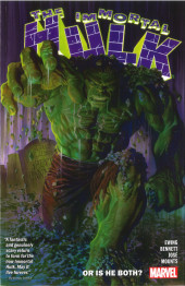 Immortal Hulk (The) (2018) -INT01- Or Is He Both?