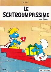 Les schtroumpfs -2Total1- Le Schtroumpfissime