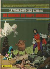 Le vagabond des Limbes -4b1988- Les démons du temps immobile