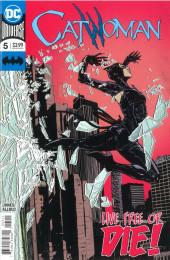 Catwoman (2018) -5- Copycats Part 5