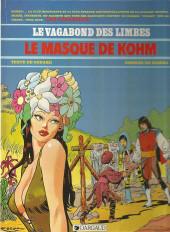 Le vagabond des Limbes -11a1986- Le masque de kohm