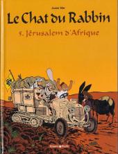 Le chat du Rabbin -5a2017- Jérusalem d'Afrique