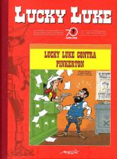 Lucky Luke (Edición Coleccionista 70 Aniversario) -95- Lucky luke contra Pinkerton
