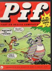 Pif (Gadget) -56- Numéro 56