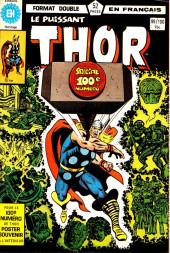 Thor (Éditions Héritage) -99100- El toro rojo!