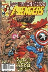 Domination Factor: Fantastic Four -1.2- The Avengers