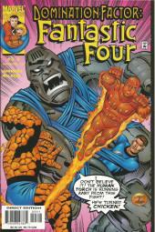 Domination Factor: Fantastic Four -2.3- Flashback times four