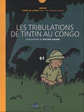 Tintin - Divers -2- Les Tribulations de Tintin au Congo