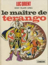 Luc Orient -3b77- Le maître de terango