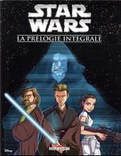 Star Wars (Delcourt / Disney) -INT2- La prélogie intégrale