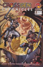 CrossGen Chronicles (2000) -2- Issue 2