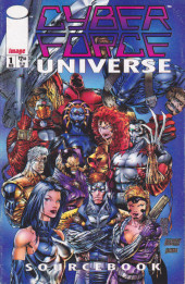 Cyber Force Universe SourceBook