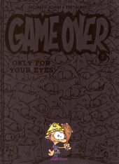 Game over -7a2016- Only for your eyes