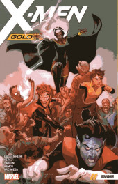 X-Men: Gold (2017) -INT07- Godwar