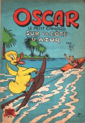Oscar le petit canard (Les aventures d') -9a- Oscar le petit canard sur la côte d'Azur