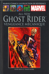 Marvel Comics - La collection (Hachette) -124100- All-New Ghost Rider - Vengeance Mécanique