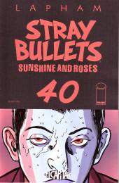 Stray Bullets: Sunshine & Roses (2015) -40- Frenemies