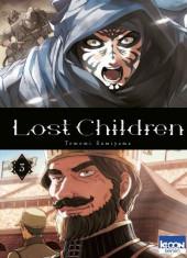 Lost Children -3- Tome 3
