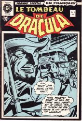 Le tombeau de Dracula (Éditions Héritage)  -2- Dracula