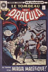 Le tombeau de Dracula (Éditions Héritage)  -3- Au travers d'un miroir maléfique!