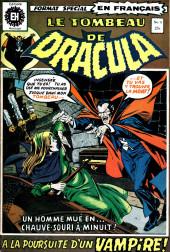 Le tombeau de Dracula (Éditions Héritage)  -4- Qui pourchasse le vampire ?