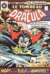 Le tombeau de Dracula (Éditions Héritage)  -5- Mort à un tueur de vampires!