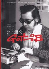 (AUT) Gotlib - Entretiens avec Gotlib