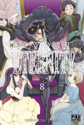 To Your Eternity -8- Tome 8