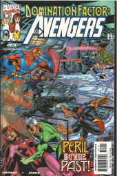 Domination Factor: Fantastic Four -2.4- The mighty Avengers in strange tales