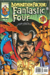 Domination Factor: Fantastic Four -3.5- When shatters reality!!