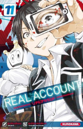 Real Account -11- Tome 11