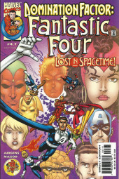 Domination Factor: Fantastic Four -4.7- Yesterday's tomorrows